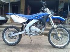 Vixion Modif Trail Klx by Yamaha Vixion Trail Berang Mx Modifikasi Motor Trail