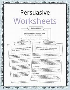 worksheets speech 19060 persuasive speech topic exles worksheets facts for