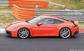 2020 Porsche 911 Coming Next Summer With More Power