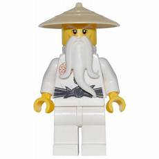 lego ninjago sensei wu hat 70626 minifigure