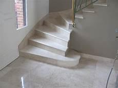 Escalier En Marbre Beige Escaliers Et Res