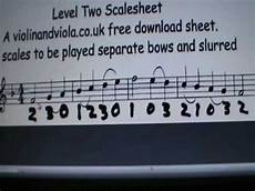 a simple method for learning to read violin sheet music youtube