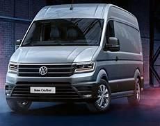 New 2017 Vw Crafter Swiss Vans
