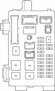 how it works cars 2000 toyota ipsum instrument cluster toyota ipsum 2000 2006 fuse box diagram auto genius