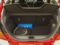 ford kofferraumvolumen ford ka kofferraum ubi testet