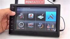 funk 220 berwachungskamera mit monitor df270 set pentatech