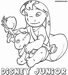 disney junior coloring pages coloring pages to