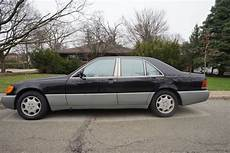 manual cars for sale 1992 mercedes benz s class electronic toll collection 1992 mercedes benz s class s420 400se rust free second owner 146k no reserve for sale photos
