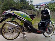 Modifikasi Fino by Foto Modifikasi Motor Yamaha Fino Ring 17 Terbaru 2015