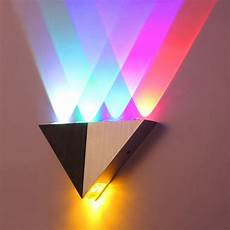 new multi color 5w led wall sconce light up down indoor wall l lighting ebay