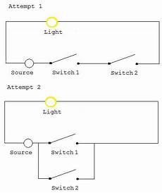 multiple light switches which control one light and modular arithmetic quasi random ideas