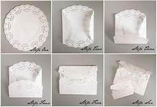 diy lace paper doily envelopes diy paper doilies