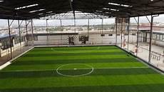Pembangunan Lapangan Futsal Dan Gor Baja Wf Ringan
