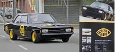 Opel Rekord C Quot Schwarze Witwe Quot Foto Bild Autos