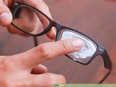 How To Remove Scratches From Plastic Lens Glasses 13 Steps