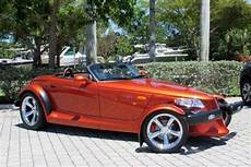 blue book used cars values 2002 chrysler prowler auto manual will the plymouth prowler ever be worth big money autotrader