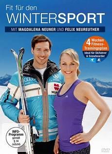 fit f 252 r den wintersport mit magdalena neuner und felix