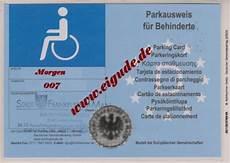 parkausweis für behinderte unbefristet behindertenparkplatz 171 mein quot eigude quot