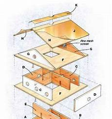 simple purple martin house plans martin birdhouse project plan gardening pinterest