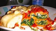 cannelloni ricotta spinat cannelloni mit ricotta und spinat bourbie chefkoch