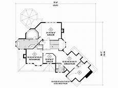 2nd floor plan 072h 0017 plan 072h 0232 find unique house plans home plans and