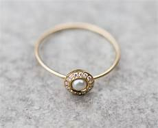 white pearl wedding ring with diamonds in 14k gold pearl engagement ring fine jewelry 183 arpelc