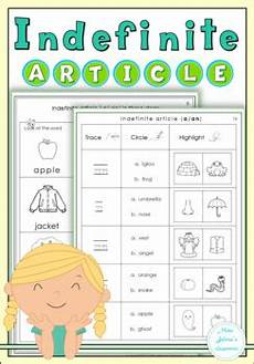worksheets on indefinite articles 18919 indefinite article worksheets by miss s classroom tpt