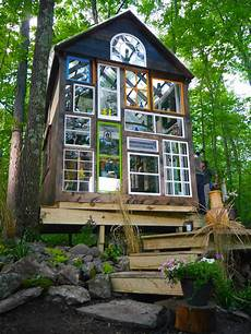 homes with small the glass house tiny house swoon