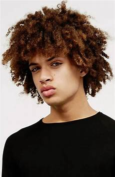 Mens Afro Hairstyles