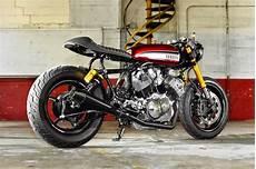 racing caf 232 yamaha xv 750 virago by hageman motorcycles