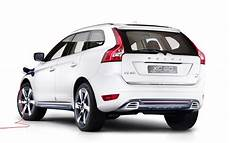 Look Volvo Xc60 In Hybrid Concept Automobile