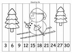 skip counting coloring worksheets 11891 skip counting coloring puzzles winter by s resources tpt