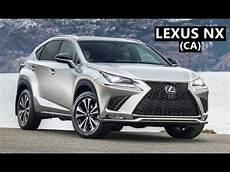 2020 lexus nx canadian version