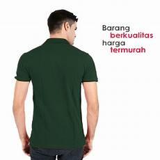 jual baju kaos polo shirt polos kerah pria hijau lumut lacoste grosir murah di lapak polo shirt