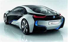Movers Bmw Introduces New I3 And I8 Hybrid Concepts
