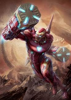 Ironman Malvorlagen Ragnarok Iron Infinity War Con Im 225 Genes Personajes De