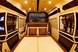 This Van Is A Shaggin Wagon For Millionaires The