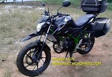 Cb Modif Touring by Konsep Modifikasi All New Honda Cb150r Streetfire Siap
