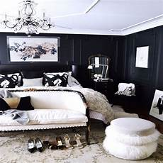 Schlafzimmer Schwarzes Bett - decorating ideas for colored bedroom walls