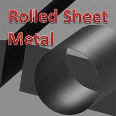 rolled sheet metal rolled sheet metal