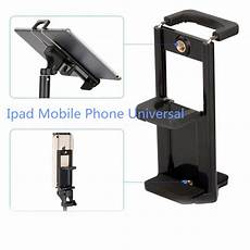 Bakeey Universal Steel Clip Protector Holder by Bakeey Universal Mobile Phone Tripod Mount Clip Bracket