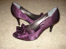Plum Heels For Wedding