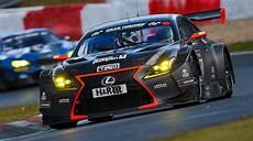 lexus rcf gt3 new 2017 lexus rc f gt3 wins victory at n 252 rburgring lexus enthusiast
