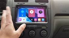 9 zoll 8 0 android doppel din radio a sure f 252 r vw