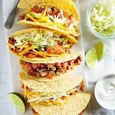 Tacos Aux Lentilles Et Au Bœuf Ricardo