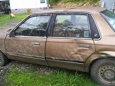 how do cars engines work 1989 buick century on board diagnostic system find used 1989 buick century in letart west virginia united states for us 400 00