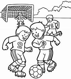 Soccer Free To Color For Soccer Coloring Pages