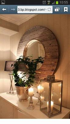 Kabeltrommel Holz Deko - kabeltrommel speil interi 248 r home decor wooden cable