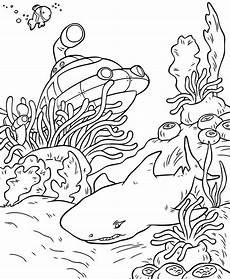 Unterwasser Tiere Malvorlagen Kostenlos 161 Besten Ausmalbilder Vorlagen Bilder Auf