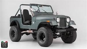 1985 Jeep CJ  7 Classic Driver Market CJs